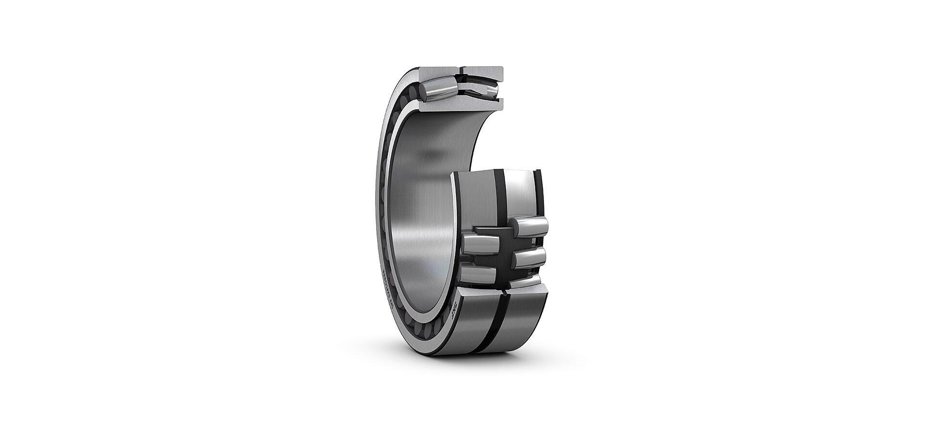 SKF spherical roller bearings for wind