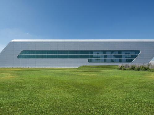 SKF Sven Wingquist Test Centre