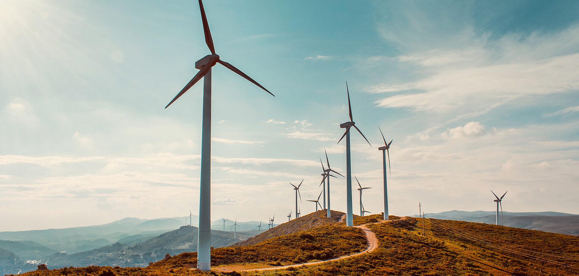 NREL's wind turbines