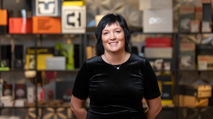 Petra Einarsson, CEO, BillerudKorsnäs