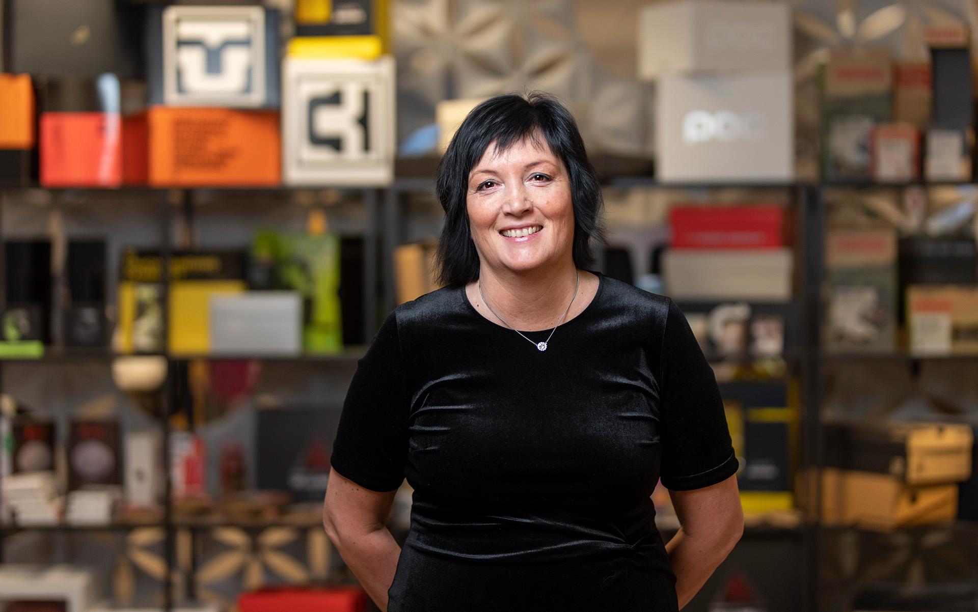 Directrice générale de BillerudKorsnäs, Petra Einarsson