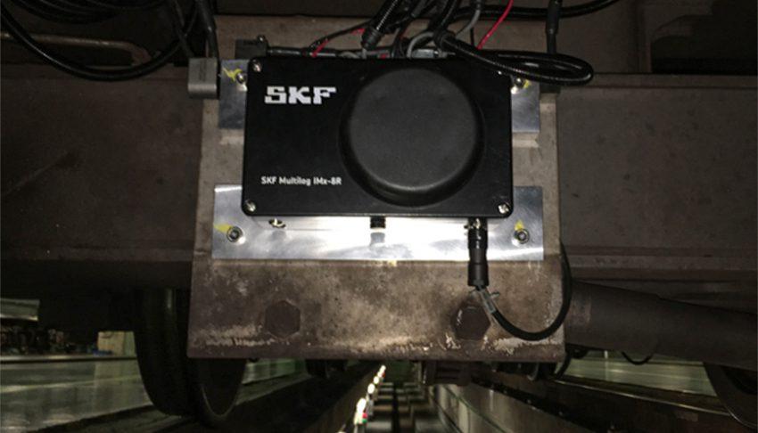 IMx-Rail поставляется как специальный комплект, который легко устанавливается на раме тележки.