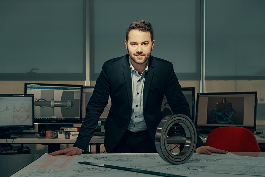 Fabio Meneghetti, purchasing manager, ESPE