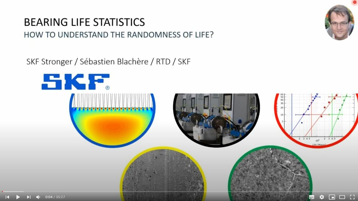 Bearing life statisctics