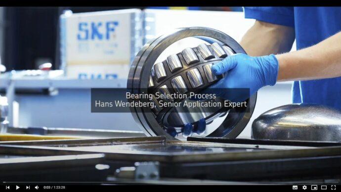 SKF Bearing Selection Process