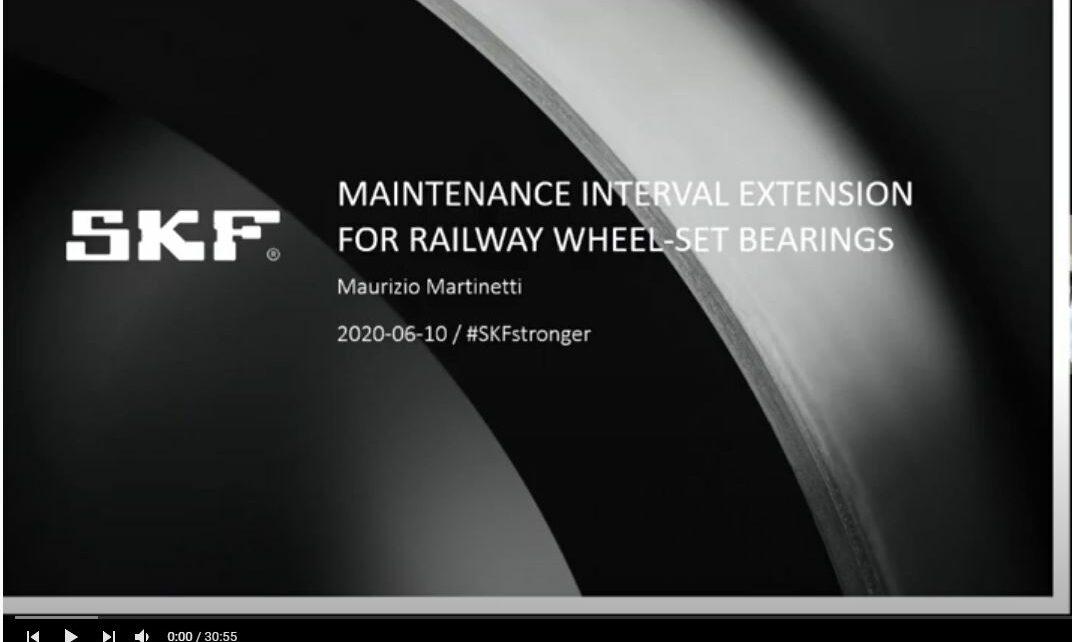Railways maintenance