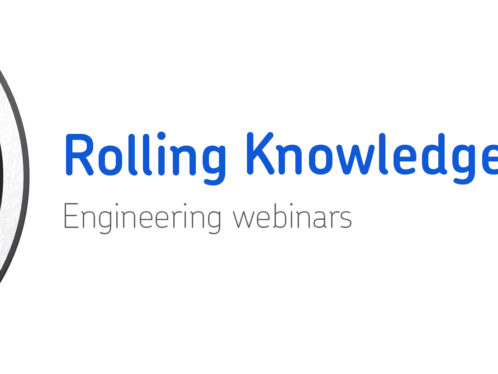 SKF Rolling Knowledge webinars
