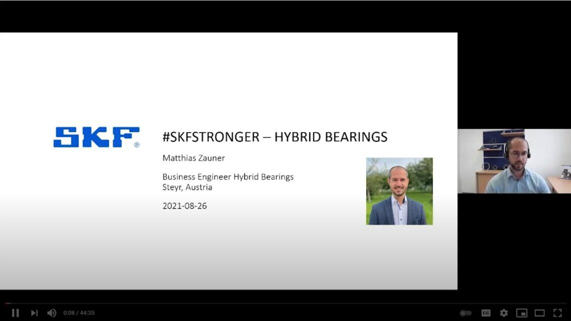 Hybrid bearing webinar